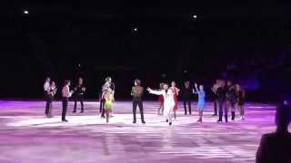 Шоу Олимпийских Чемпионов. Финальный номер