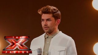 Can Tom Davies Turn Up The Music? | 6 Chair Challenge | The X Factor UK 2015