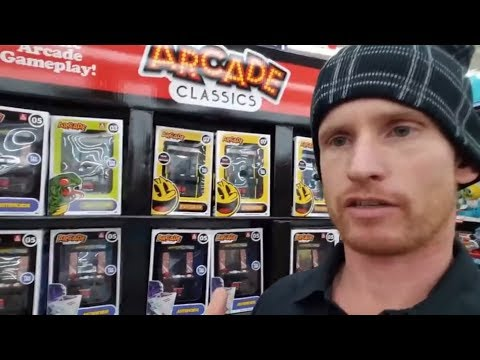Arcade Classics At Walmart Review