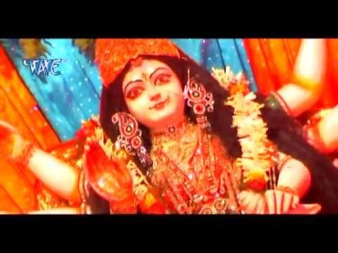 छोटे छोटे पाऊ हमार - Jhula Jhuleli Sherawali | Arvind Akela Kallu Ji | Bhojpuri Devi Geet