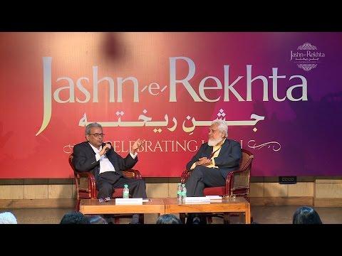 Jashn-e-Rekhta 2016: Mir Taqi Mir - Discussion with Shamsur Rahman Faruqi