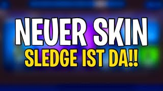 FORTNITE DAILY ITEM SHOP 3.9.19   NEW SLEDGE SKIN IS DA!!