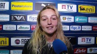 Italia-Malta 5-0, le parole delle Azzurre