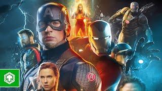 Top 10 thành viên mạnh nhất của biệt đội Avengers | Ten Tickers No. 129