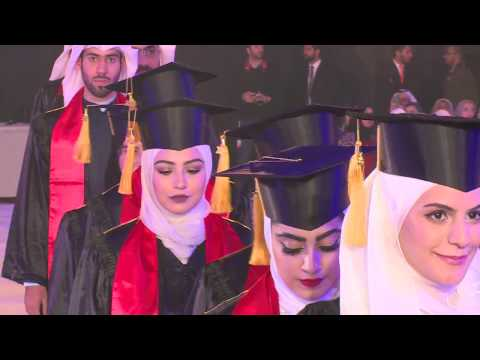 AUM Graduation Class 2016 - Engineering College