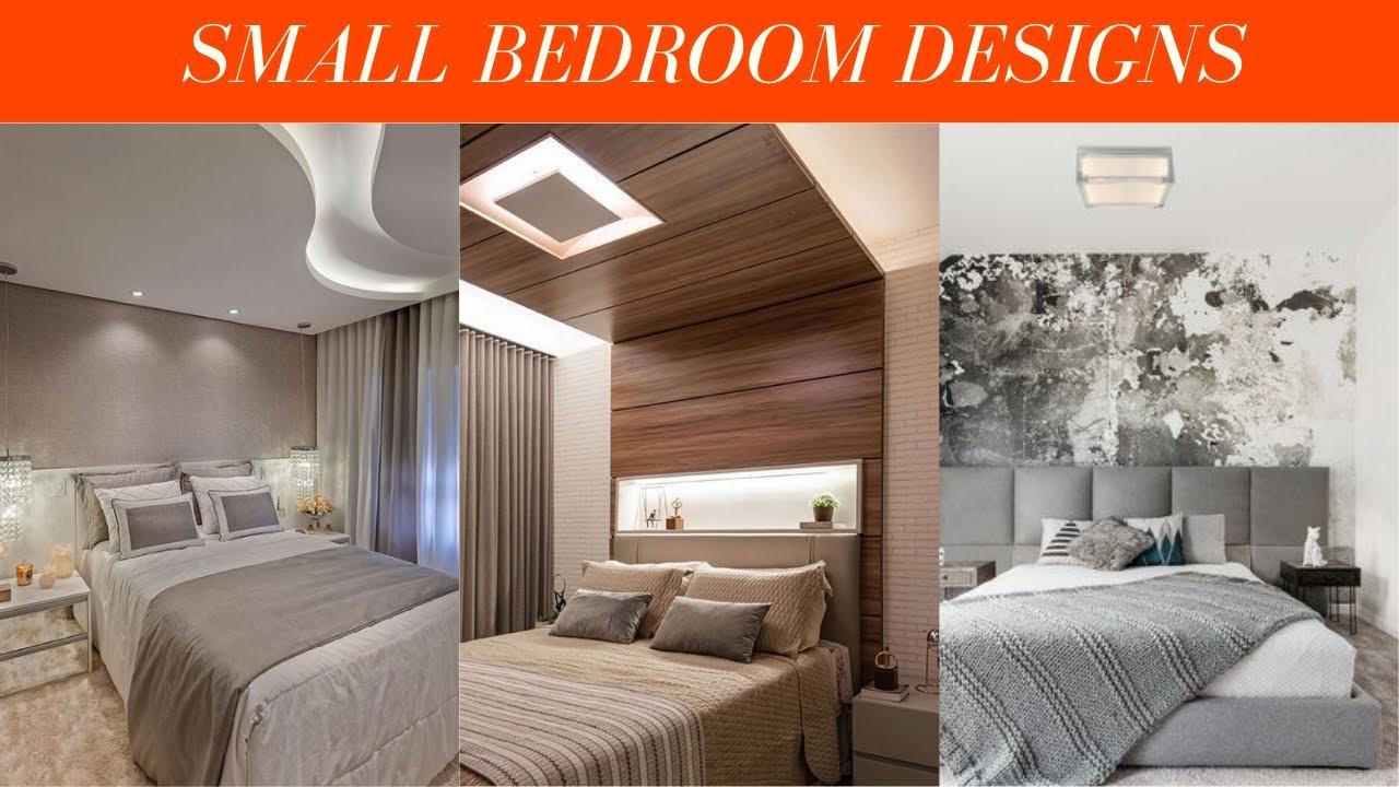 150 Small Modern Contemporary Bedroom Design Ideas 2021 Youtube
