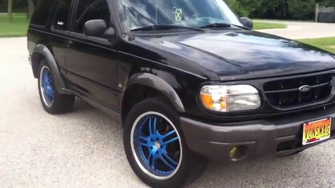 1999 Ford Explorer Sport Mini Update Youtube