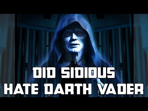 Why Sidious Betrayed Vader: Star Wars lore