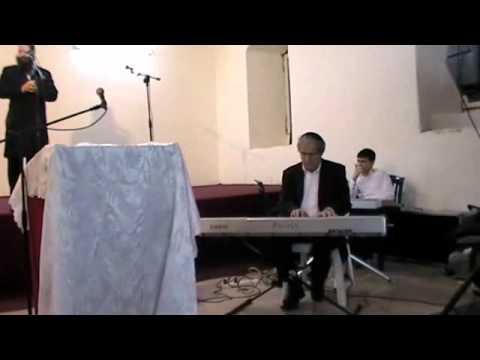החזן בערל צוקר - השיר שהלויים