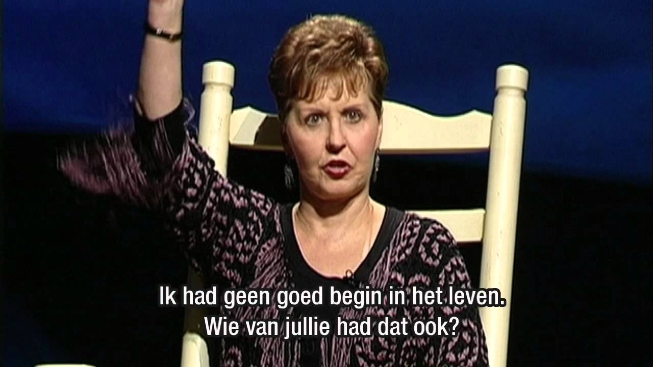 Schommelen, schommelen, heen en weer! – Joyce Meyer – Enjoying Everyday Life Nederlands