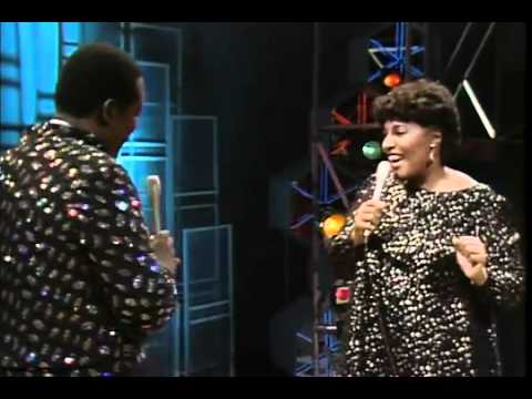 Luther Vandross & Cheryl Lynn   If This World Were Mine  soul train