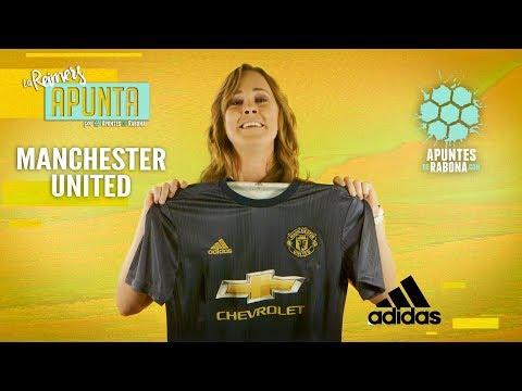 Camiseta ecológica Manchester United   La Reimers Apunta