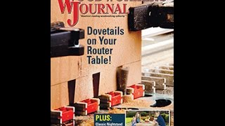 Preview The July/august 2015 Issue Of Woodworker's Journal