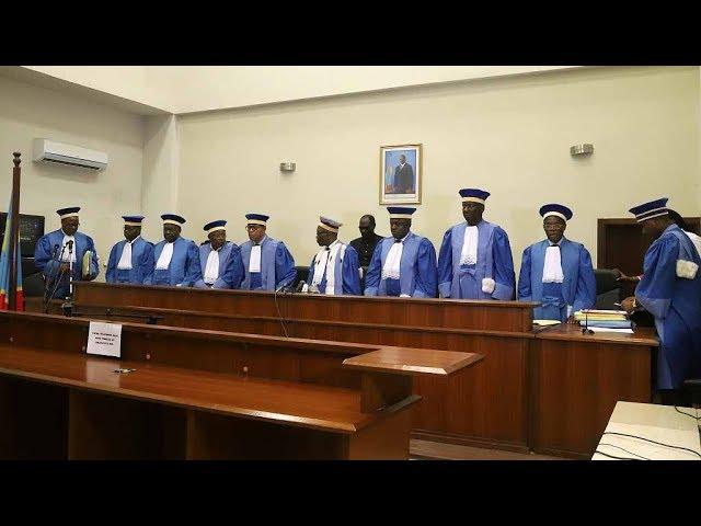DR Congo's top court confirms Tshisekedi wins presidential election
