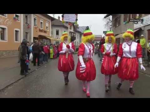Wertach Faschingsumzug 2014
