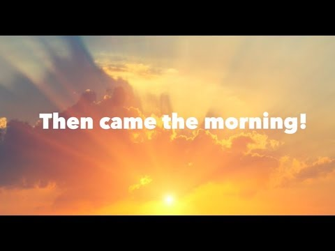 Ernie Haase & Signature Sound (Then Came The Morning) OFFICIAL LYRIC VIDEO