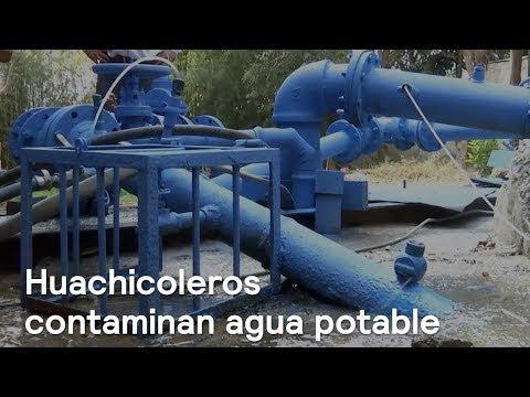 Mantos acuíferos de Morelos afectados por huachicol - En Punto con Denise Maerker