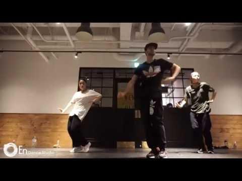"Keita McGee""Open Arms/RKCB Demo Taped""@En Dance Studio SHIBUYA SECOND"