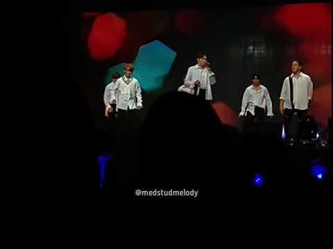 [직캠/FanCam] BTOB In Jakarta 비투비 자카르타 콘서트 20180921 - Missing You 그리워하다