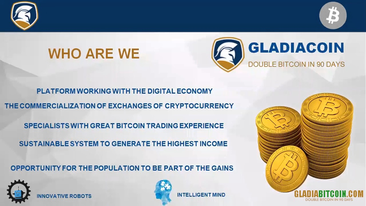 What is gladiacoin
