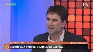 Luciano Cohan: ¿Hay riesgo de que suba el dólar?