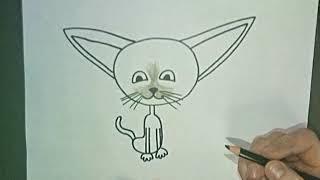 How to draw Skippy Jon Jones