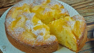 Soft and Extra tender / APPLE CAKE EASY TO MAKE  # 112