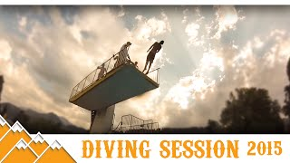 Diving Session/doubles,misty back,side front etc
