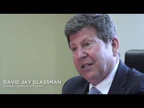 Top Rated Philadelphia Criminal Defense Attorney   David J. Glassman