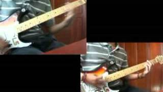 Distancias Dformes (Guitars cover)