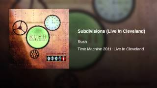 Subdivisions (Live In Cleveland)
