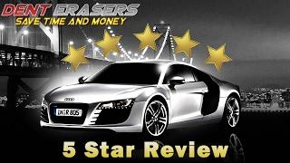 Mobile Dent Repair Benicia  - 5 Star Review - 925-275-5104