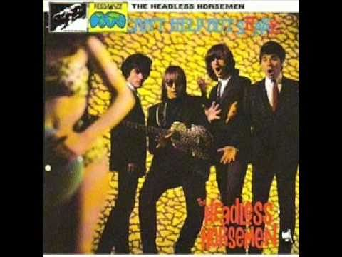 the headless horsemen - can't help but shake