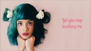 Alphabet Boy (Karaoke/Instrumental HD) - Melanie Martinez
