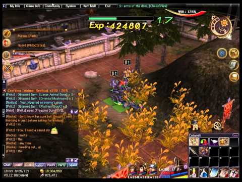 Atlantica Online TBS missions: Heart Of Troy, solo run in squad mode