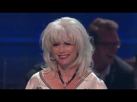 Emmylou Harris and Dame Evelyn Glennie - Polar Music Prize 2015 Ceremony (Full)