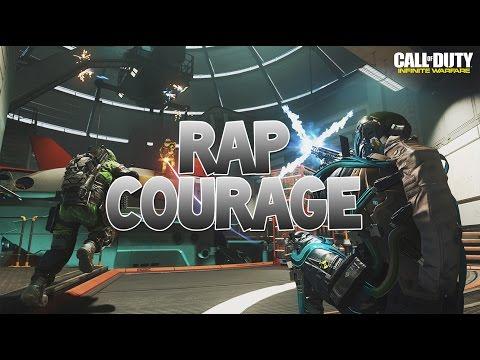 RAP COURAGE