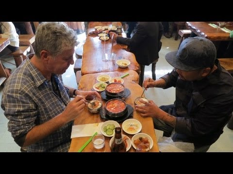 f43881901d Los Angeles  Korean-American food stays true to its roots (Anthony Bourdain)  - YouTube