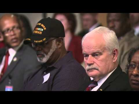 2015 Department of Housing and Urban Development Veteran's Day Ceremony