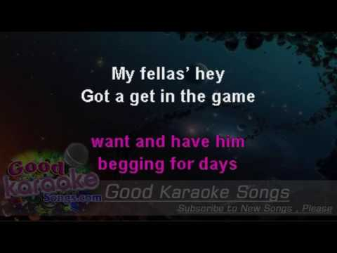 Let's Get Excited -  Alesha Dixon (Lyrics Karaoke) [ goodkaraokesongs.com ]