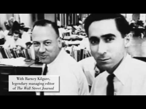 Newspaperman Book Trailer - Featuring Warren Phillips