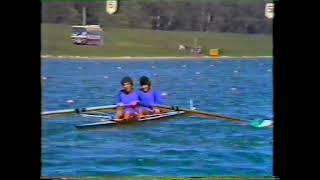 World Championships 1981 2+ mens A final