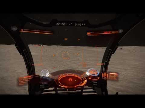 Elite Dangerous PS4 Settlement Supply Grid Mission