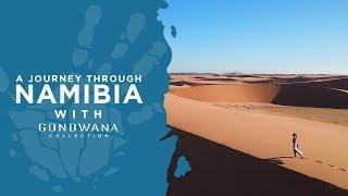 A Journey Through Namibia