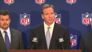 NFL Chief Pledges Tougher Action on Domestic Violence