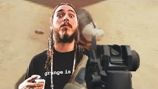 POST MALONE GETS KILLED BY ANDYPYRO LIVE ON STREAM SHROUD&#39S FUNNY ENEMY - Funny PUBG E ...