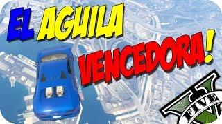 VICTORIA FAIL + NF + ¿VICTORIA? #93   3X1   GTA V ONLINE RACE CON DaniRep   Por Flow