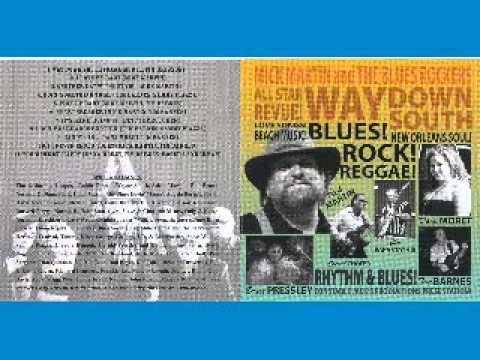 Mick Martin & The Blues Rockers - Way Down South - 2006 - Forever Ended Today - LESINI BLUES
