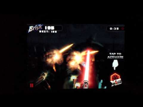 Star Wars Brisksaber Game For IOS/Android Hands On Demo HD