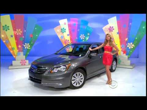 The Price is Right:  September 27, 2012  (The Young & the Restless' 10,000th Episode Celebration!!)
